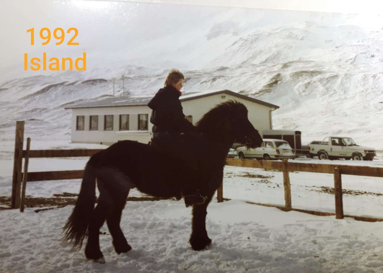 Auf Island 1992